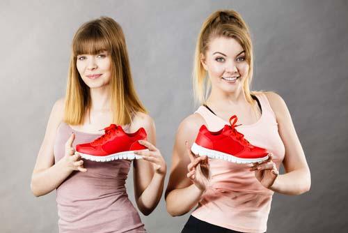 Buty sportowe – doskonałe do każdej stylizacji!